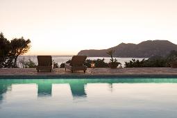 Ibiza villas: Villa Agua Blue