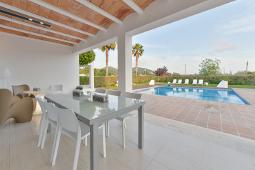 Ibiza villas rental: Villa Fluo