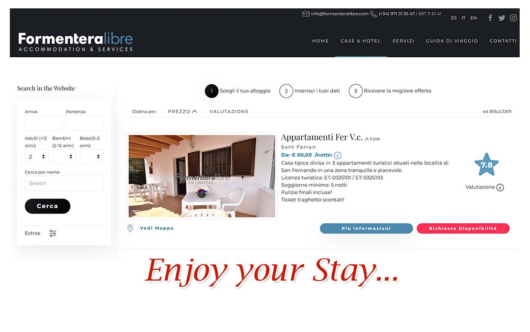 Appartamenti Formentera Libre: come prenotare | Properties ...