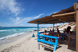 Formentera bars and restaurants