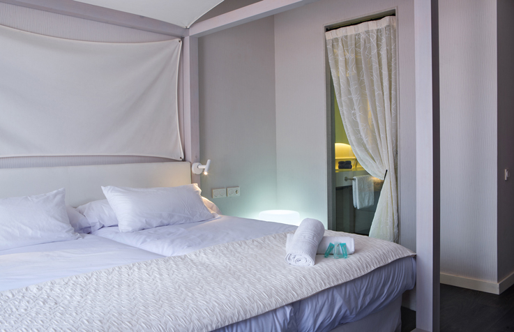 HOTEL BLANCO****